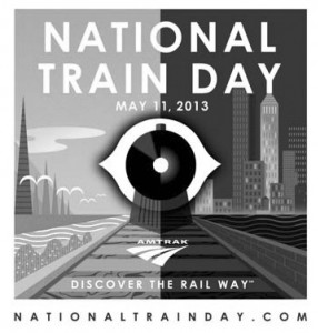 Communities Across America To Celebrate National Train Day May 1