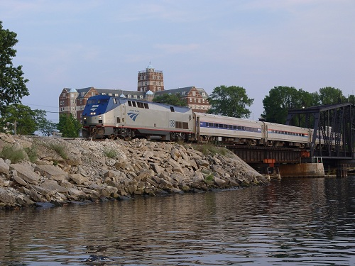 Photo courtesy Amtrak