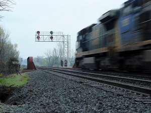 CSX signals Photo by Brian Schmidt