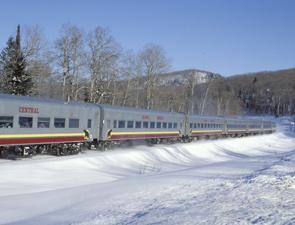 Snow1-Train