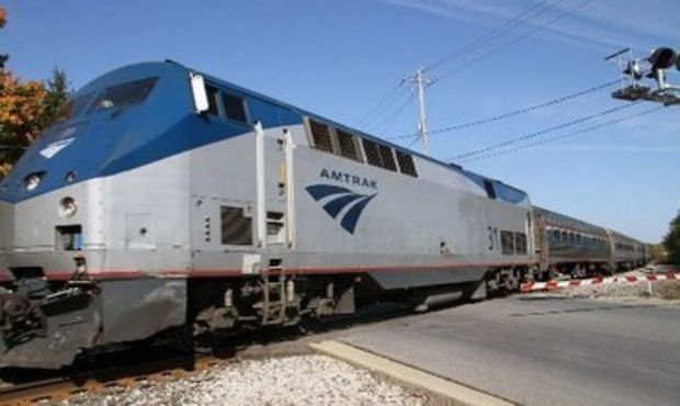 Amtrak is celebrating the 40th anniversary of its Blue Water line. (File photo)
