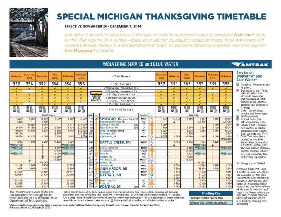 Amtrak schedules amp fares amtrak schedules extra trains for
