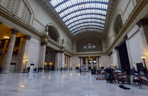 Union Station, 210 S. Canal, is slated for a major renovation. | Brian Jackson/ Sun-Times